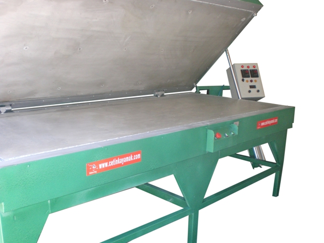 pneumatic acrylic forming oven